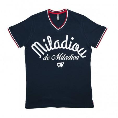Tee Shirt Miladiou Navy