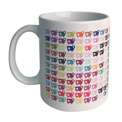 Mug Avéron colors