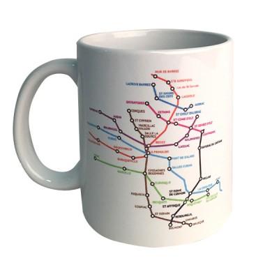 Mug Avéron métro
