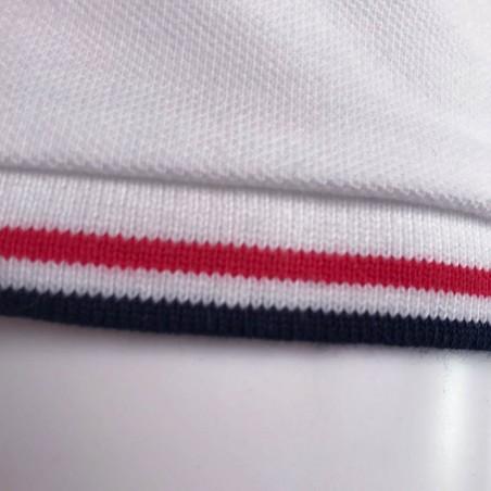 Manche maille coton piqué jersey