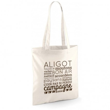Tote-Bag Campagne Aveyronnaise