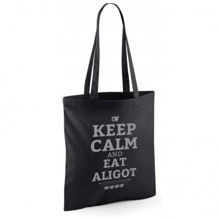 Tote-Bag Keep Calm and Eat Aligot