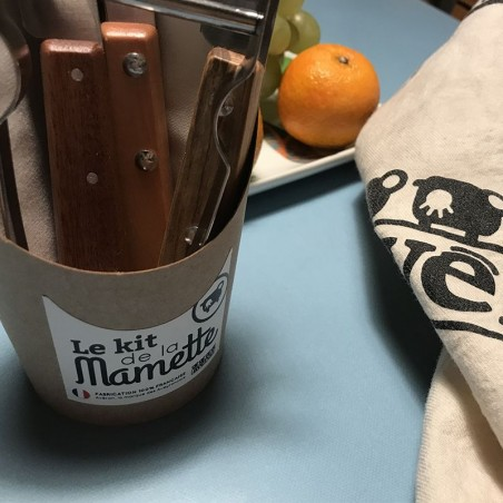 Essentiel de cuisine   le kit de la Mamette Aveyronnaise