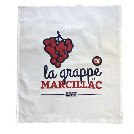 Torchon de cuisine - les indispensables - La grappe de Marcillac