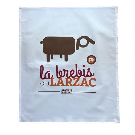 Torchon de cuisine - les indispensables - La brebis du Larzac