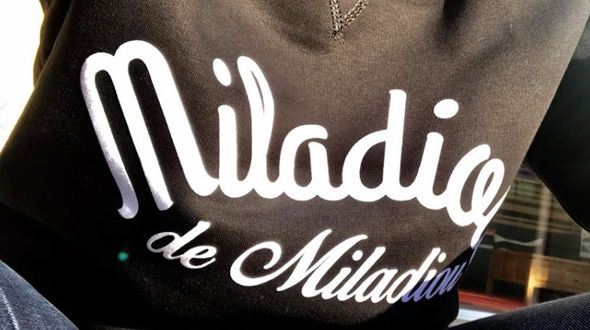 sweat miladiou